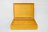 Tējas kaste 12s (dzeltena)