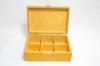 Tējas kaste 6s (dzeltena)