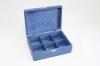Tējas kaste 6s (zila)