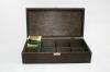 Tējas kaste 8s (tumši brūna)